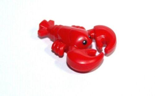 1x lego ® langosta cáncer Lobster cangrejo 27152pb01 nuevo rojo