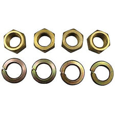 33816s 34673s8 Fits Ford 2n 9n 8n Tractor Intake Exhaust Manifold Washer Brass N
