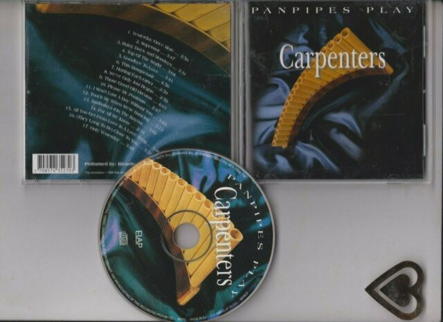 Panpipes Play The Carpenters (2007)