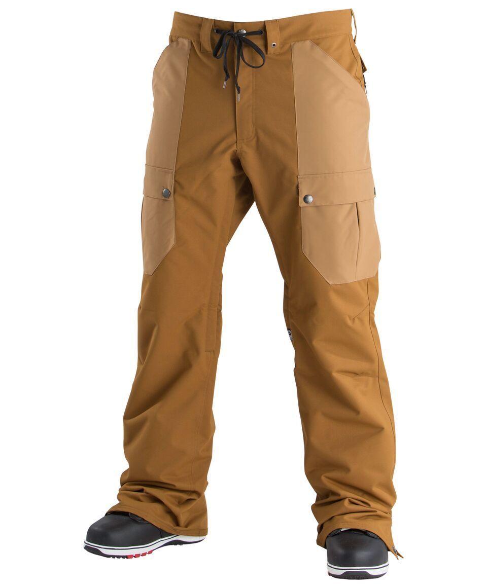 2019 NWT Airblaster Mens  Freedom Cargo Pant Pants L Large 10K Snowboard pr200  hot sale
