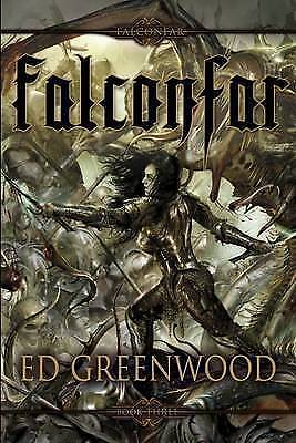 """VERY GOOD"" Greenwood, Ed, Falconfar (Falconfar 3), Book"