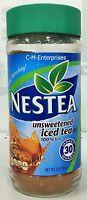 Nestea Instant Unsweetened Tea 3 Oz