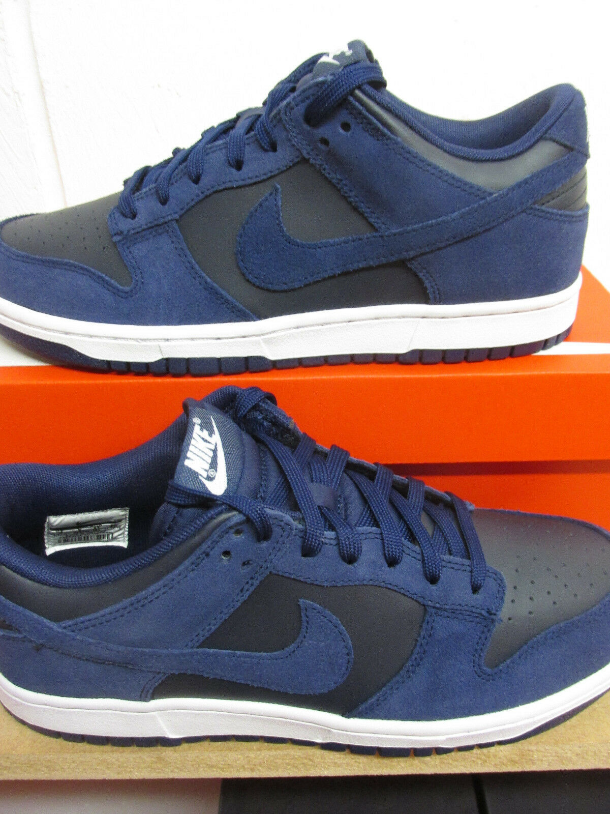 Nike Nike Nike Dunk Low Hommes Trainers 904234 401 Baskets Chaussures 35fe59