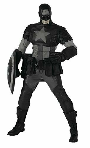 Three A Marvel x 3A  Night Mission Captain America 1 6 Scale Action Figure