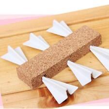 6 Pcs Paper Airplane Pushpin Push Pin Set Office School Supplies Diy Flying Ma