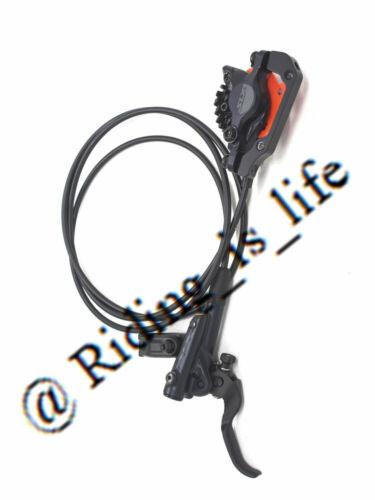 2020 NEW Shimano SLX M7100 MTB Hydraulic Disc Brake Set Front/&Rear 2XRT81//RT86