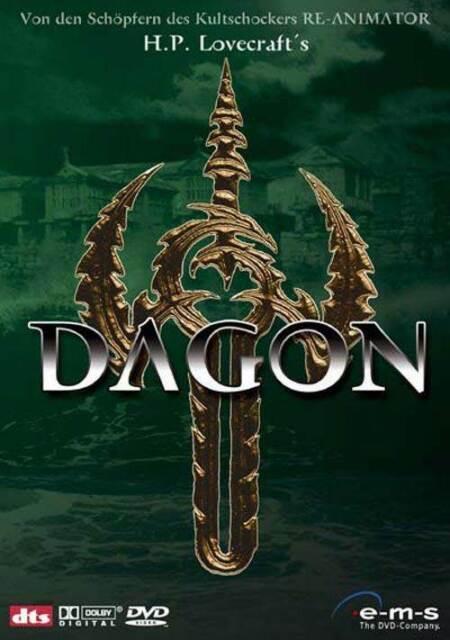 Dagon - Single Edition - UNCUT FSK 18 !!