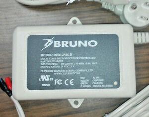 NEW Bruno Charger OEM-2401 for Elan SRE-3000 & SRE-3050   BCR-24022 Stairlift