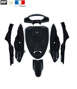 Kit Carrosserie Carénage Habillage 7 coques Premium Scooter Chinois 50 4T NOIR