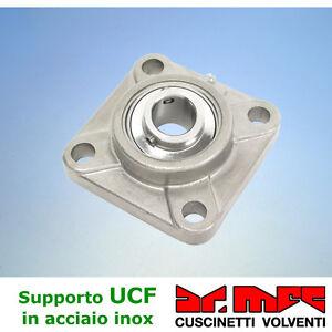 Supporto-serie-UCF-200-completo-di-cuscinetto-autoallineante-in-acciaio-inox