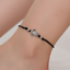 1pc-Womens-Turtle-Ankle-Bracelet-Silver-Anklet-Foot-Chain-Beach-String-Kids-UK thumbnail 3
