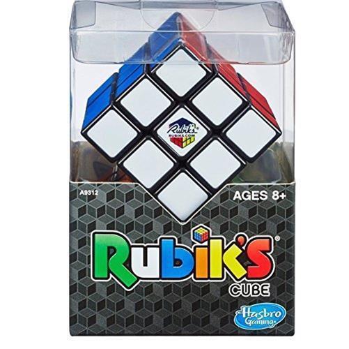 Classic Rubiks Cube Kids Toy Original Rubik's Fun Rubix Brain Game Mind Puzzle