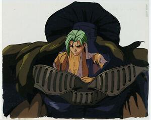 IRIA-Zeiram-The-Animation-Original-Production-Cel-of-GREN-and-Zeiram-Anime-Cel