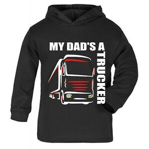 Scania sweat à capuche garçon 1 ans 6 ans style 3