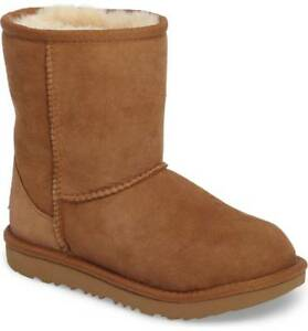 442f3b44adb Details about Ugg Classic 1017703T-CHE Chestnut Toddler Shoes