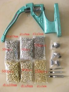 1X-Heavy-Duty-Eyelet-Press-Setter-Kit-Include-Eyelet-Dies