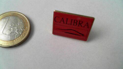 Opel Calibra Pin Badge rot 90er Jahre