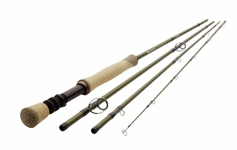Redington Crux 690-4S Fly Rod - 9' - 6wt with Fight Butt - 4pc - New