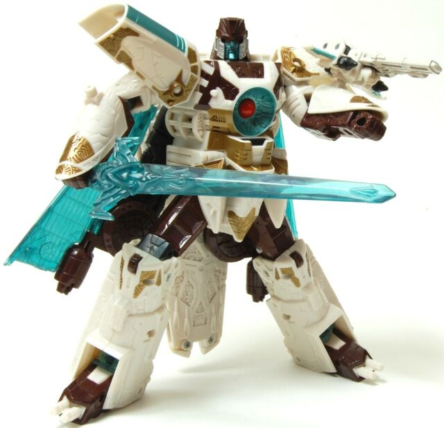 Transformers Cybertron Vector Prime Missile