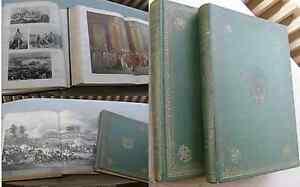 Magnifique-livre-relie-NAPOLEON-BONAPARTE-2-volumes-soit-800-pages