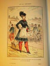 AUBRAY  DRANER Joyeuses histoires du mess et de la chambrée. Le 145e régiment.