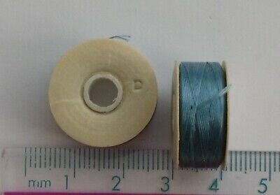one spool of BURGANDY nymo B beading thread 72YDS 66m