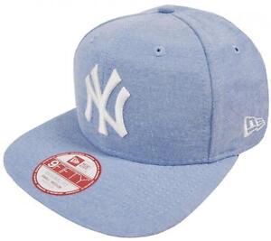 f8ff3e89d91ec New Era New York Yankees Oxford Lights Blue Snapback Cap Original ...