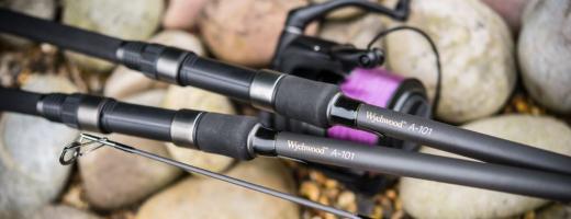 Wychwood Pesca della Carpa NUOVO A101 CANNETutte le Taglie