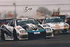Julian Bailey Hand Signed Lister Storm 12x8 Photo Le Mans.
