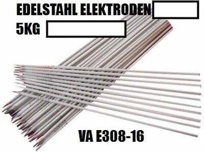 Schweißelektroden VA E308 2,0mm 5kg Edelstahl Stabelektroden 5 KG Elektroden