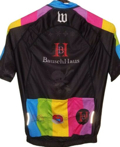 Details about  /Men/'s WATTIE INK Cycling Jersey Size Small