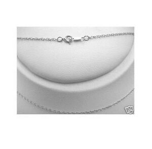 14K-Solid-white-Gold-Lite-Rope-Chain-16-Inch