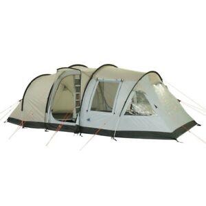 Kenton 4 personnes Tente familiale 5000mm Tente tunnel Tente camping imperméable
