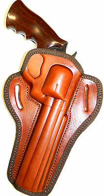 OWB Thumb Break Leather Belt Holster fits Smith /& Wesson 669