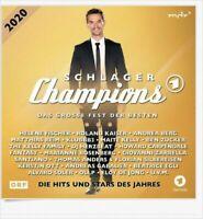 Artikelbild CD,  Schlagerchampions 2020-Das Große Fest Der Besten Various, NEU&OVP