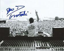 DAVID GUETTA signed autographed 8X10 photo (DJ TIESTO, CALVIN HARRIS,STEVE AOKI)