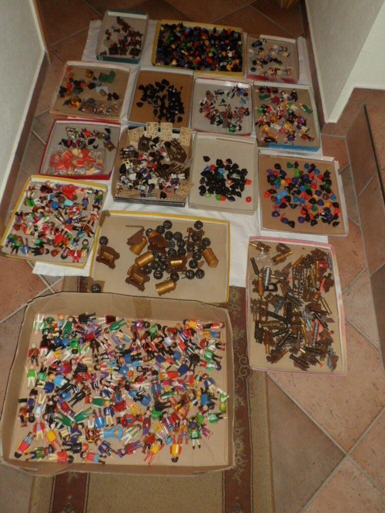 PLAYMOBIL pirati la raccolta quantità gigante con molti personaggi