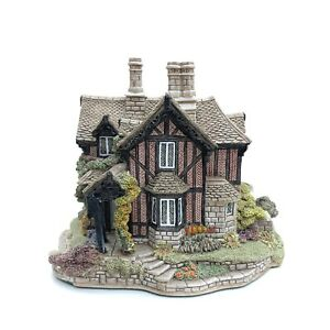 Lilliput-Lane-Rare-Chatsworth-View-604-BOXED-WITH-DEEDS