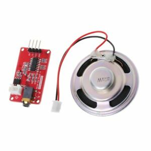 Details about UART Serial MP3 Music Player Module With Speaker Amplifier  Board For Arduino