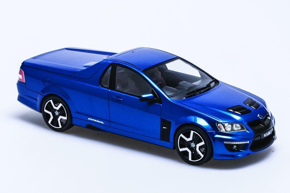 1 18 Biante - HSV E3 Maloo - 20th Anniversary - Voodoo bleu