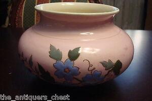 French-Antique-Vintage-Luneville-Keller-amp-Guerin-ceramic-Vase-1900s-pink-12