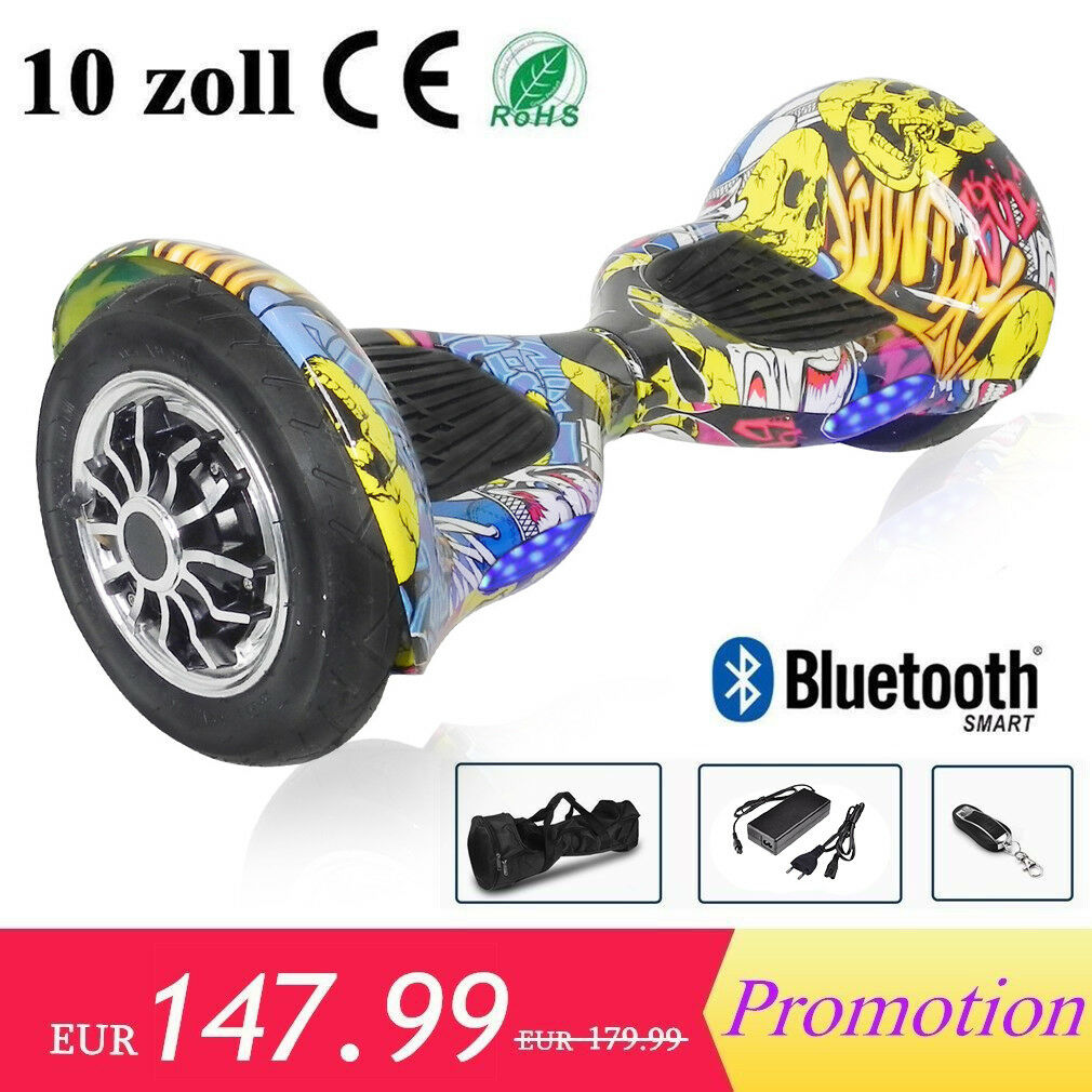 TOP 10 ZOLL Hiphop Skateboard Skateboard Skateboard Self Balancing Scooter Blautooth Skateboard Set a1bdfc