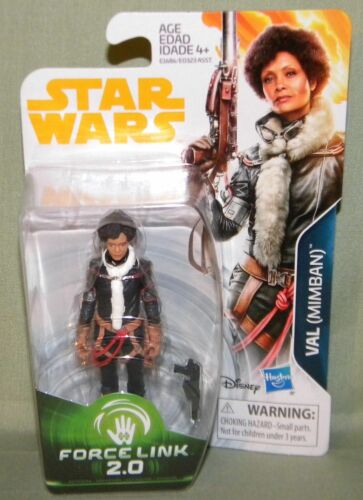 STAR WARS SOLO FORCE LINK 2.0 MIMBAN Wave 4 VAL