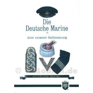 Die-Deutsche-Marine-in-ihrer-neuesten-Uniformierung-M-Ruhl