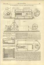 1888 sperimentale CALDAIA A TIRAGGIO FORZATO