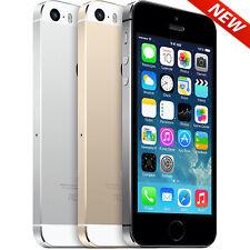 NEW APPLE IPHONE 5s 16GB 32GB 64GB FACTORY WORLDWIDE UNLOCKED GRAY GOLD SILVER