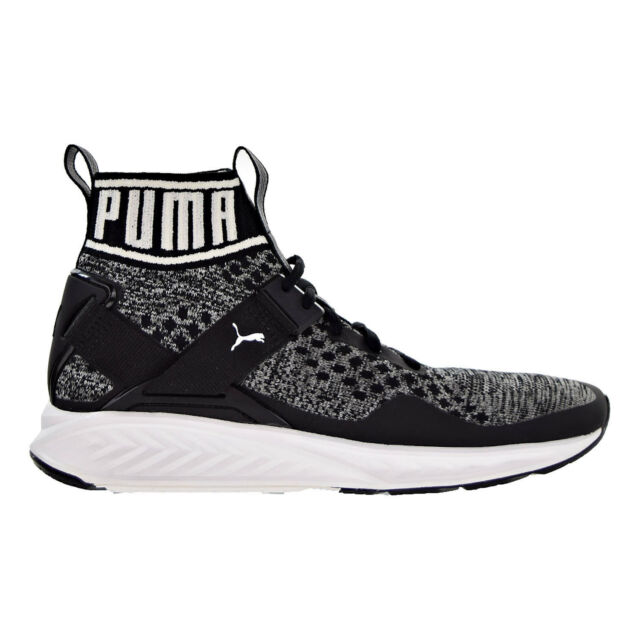 buy popular 8d130 8b3c0 Ignite Evoknit Men S Training Shoes 9 PUMA Black-quiet Shade-puma White