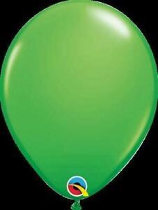 "Solid Colour 50 Qualatex 16/"" Latex Balloons Helium//Air Standard Assortment"