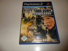 PLAYSTATION 2 PS 2 Delta Force: BLACK HAWK DOWN Team Sabre