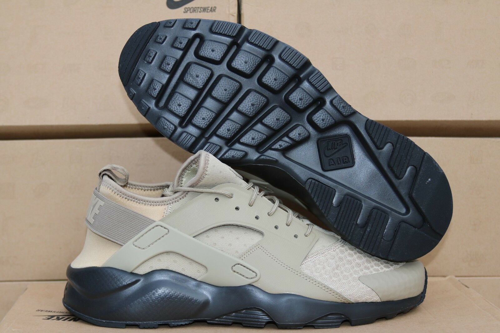 NIB-Nike Air Huarache Run Ultra Men's Casual Shoes Sz. 11